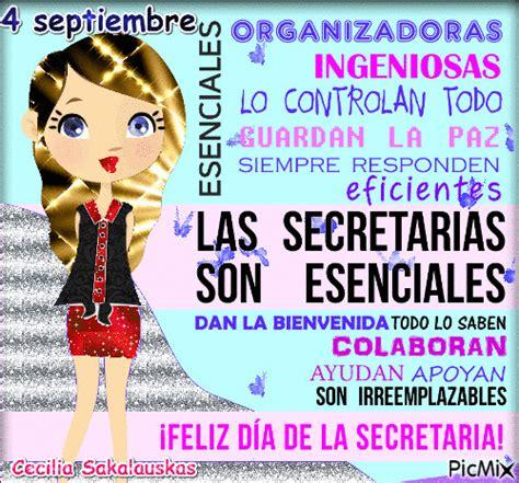 Dia de la secretaria - PicMix