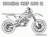Coloring Dirt Bike Pages Honda Colouring Sheets Bikes Yescoloring Crf450r Toddlers Printable Boys Motorbike Dirtbike Clipart Motocross Everfreecoloring Adults Popular sketch template