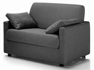 Fauteuil Gris Conforama : fauteuil convertible federica coloris gris fonc en pu vente de tous les fauteuils conforama ~ Teatrodelosmanantiales.com Idées de Décoration