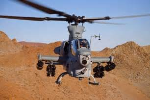 Marine Attack Helicopter