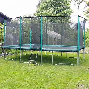 Prix D Un Trampoline : guide achat trampoline de loisirs ~ Dailycaller-alerts.com Idées de Décoration