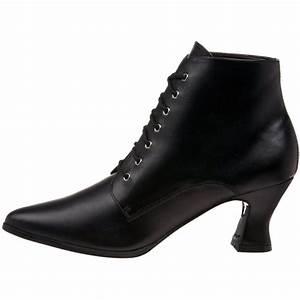 Bottine Noir A Talon : acheter bottine mode fille noire lacet taille 38 ~ Nature-et-papiers.com Idées de Décoration