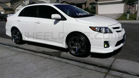 rota grid wheels on 2011 toyota corolla wheeldude com