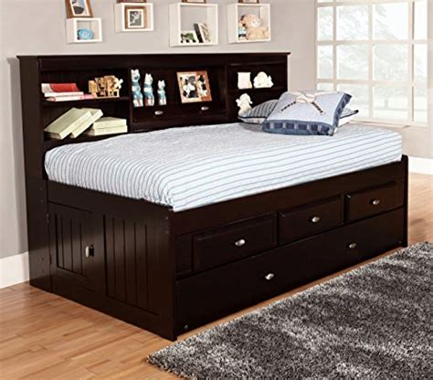 daybed with bookshelf 10 best daybed bookcases with storage drawers for your