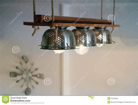 Hanged Diy Lamps Stock Photo   Image: 53459406