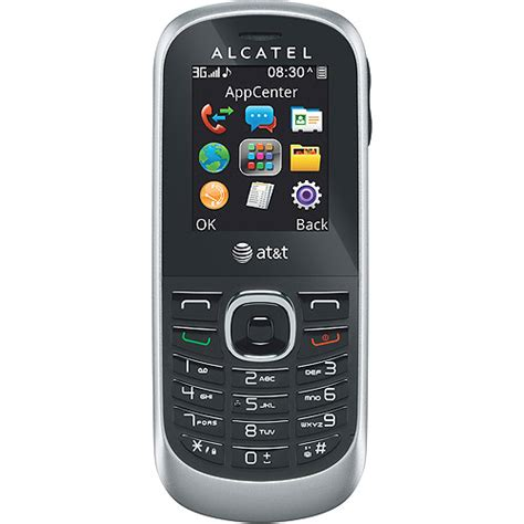 walmart to go phones at t gophone alcatel 510a cell phone walmart