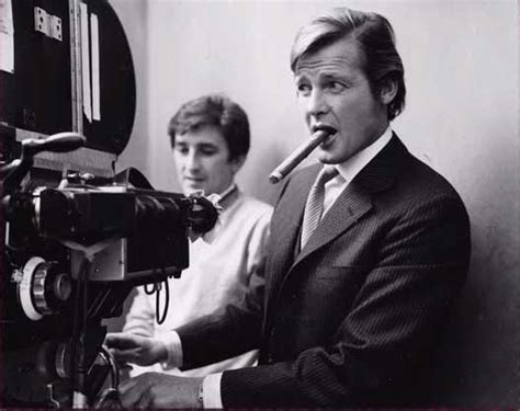 roger moore director the persuaders film history the red list