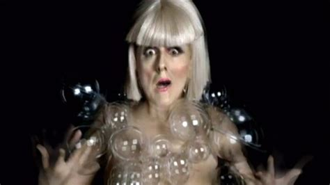 Weird Al Yankovic Goes Drag In Lady Gaga Spoof Video  Abc News