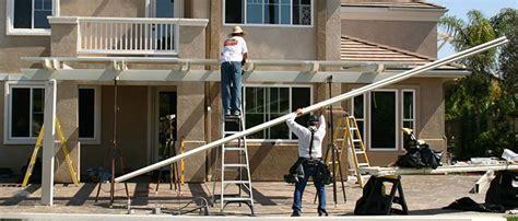 aluminum patio covers installers in san diego sunrooms