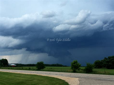 storm chasing fever chase logs june