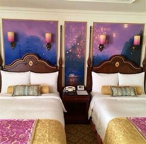 Gorgeous, Tangled, Themed, Guest, Rooms, At, Tokyo, Disneyland, Hotel