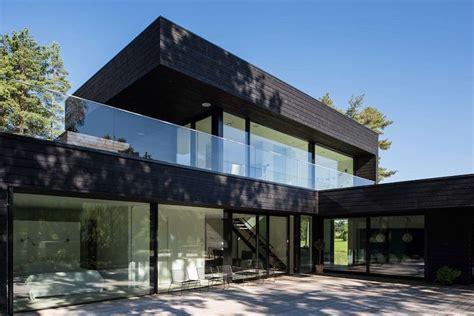 modern finnish architecture adapts  nature environment