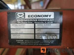Economy Scissor Lift Wiring Diagram