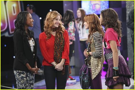 anneliese van der pol wild n out picture of anneliese van der pol in shake it up ti4u