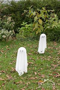 Diy, Floating, Halloween, Ghosts, For, Your, Yard
