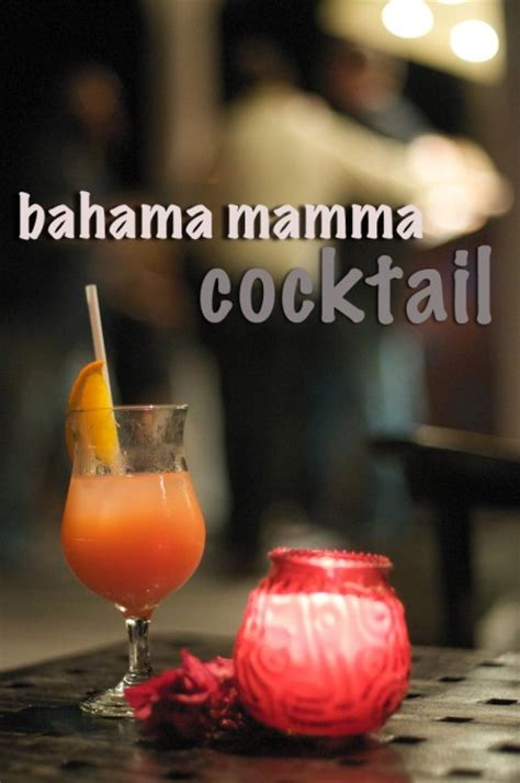 bahama recipe bahama mama rum cocktail recipe inspired from club med