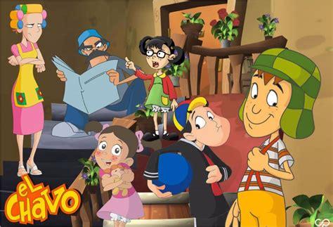7x5ft El Chavo Del Ocho Family House Custom Photo Studio