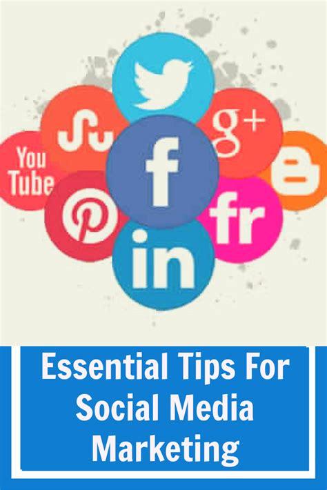 media marketing essential tips for social media marketing ari