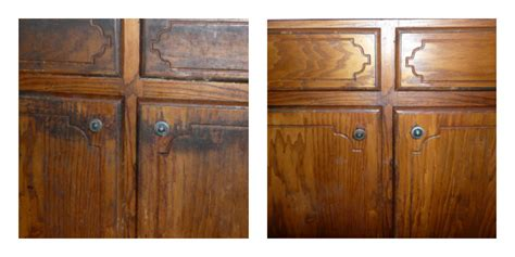 Cleaning Wood Cupboards by When Did You Last Look At Your Kitchen Cabinets Not A