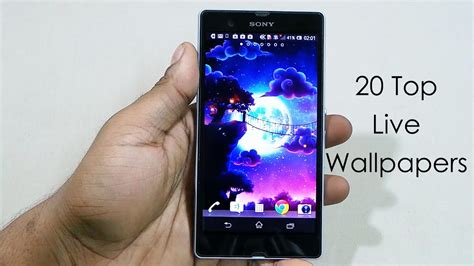 20 Best Live Wallpapers (free) For Android (xperia Z