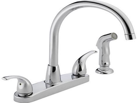 Sink Faucets At Home Depot by Moen Kitchen Sink Faucets Peerless Faucet Parts Home