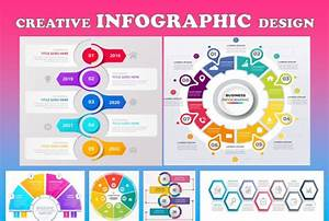 Design Creative Infographic Pie Chart  Diagrams In 24hrs
