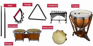 Image Gallery percussion family