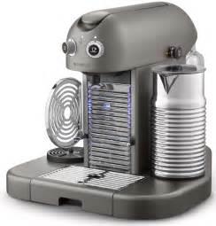 Nespresso Gran Maestria Titanium Coffee Maker   C520TI   Abt