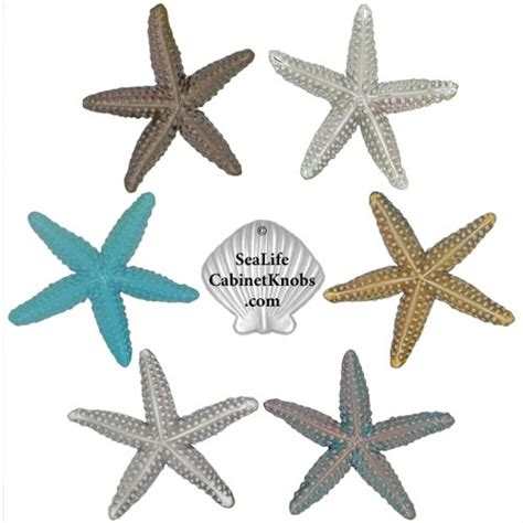 sea life cabinet knobs 17 best images about starfish cabinet pulls on pinterest