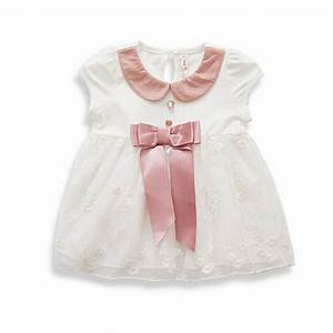 Aliexpress.com : Buy 2017 Summer Newborn Baby Girls Dress ...