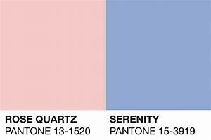 Pantone Announces Two 2016 Colors Of The Year