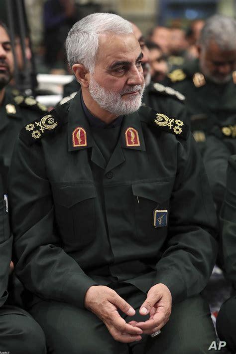 soleimani  general   iran icon  targeting