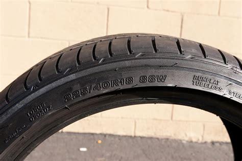 Fs Bridgestone Potenza Re050a Runflat 22540r18 $150