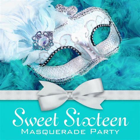 printable masquerade invitation templates
