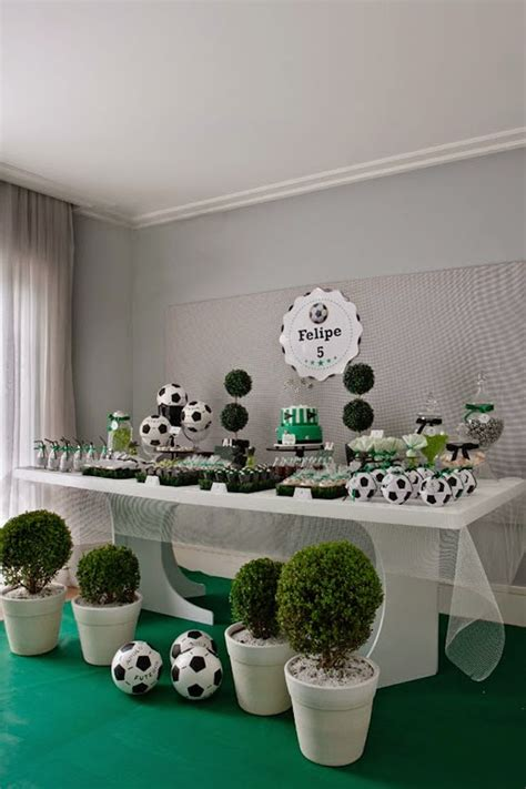 Kara's Party Ideas World Cup Soccer Themed Birthday Party