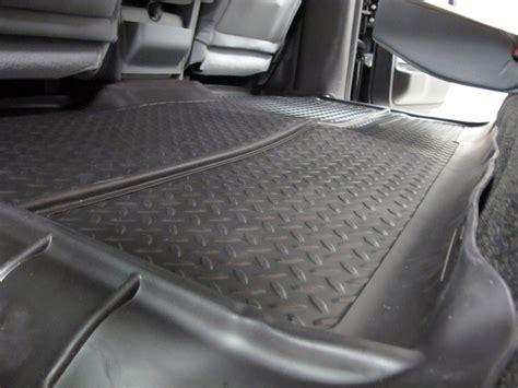 husky liners floor mats f150 floor mats by husky liners for 2013 f 150 hl63691
