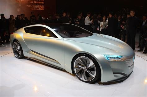 buick riviera concept debuts  china autoblog