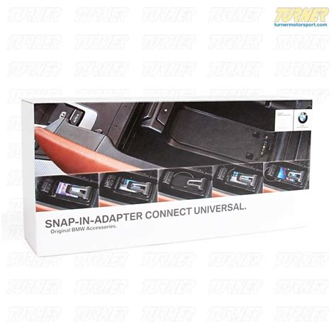 snap in adapter 84212351310 genuine bmw snap in adapter connect univ 84212351310 micro usb turner motorsport