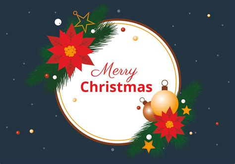 christmas elements background vector