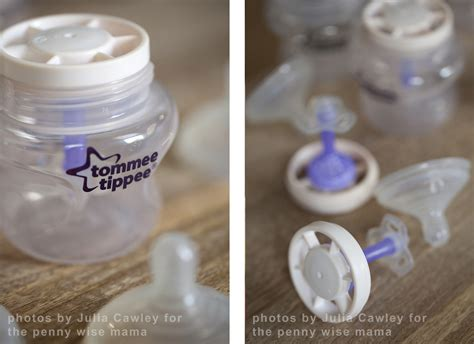 Tommee Tippee Added Comfort Feeding Bottles {review