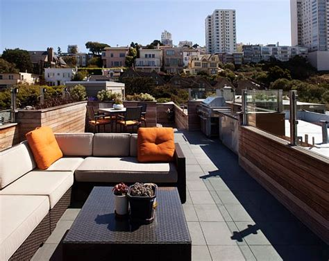 Decorating A Rooftop Space In Five Easy Steps
