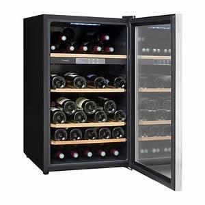 Cave De Service : cave de service cls52 pour 52 bouteilles de vin climadiff ~ Premium-room.com Idées de Décoration