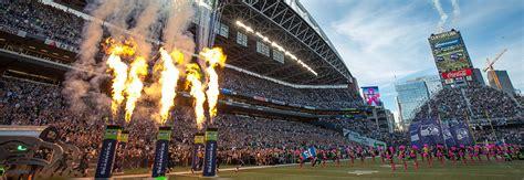 Stadium Facts - CenturyLink Field :CenturyLink Field