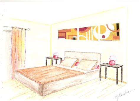 dessin d une chambre croquis chambre ambiance charme decor 39 in idées conseils
