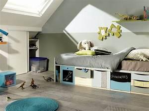 Meuble Pour Comble : 1000 images about combles on pinterest ~ Edinachiropracticcenter.com Idées de Décoration