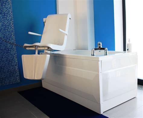 sedile per vasca da bagno per disabili vasche