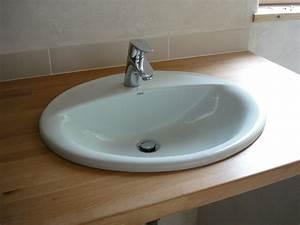 Lavabo salle de bain castorama for Salle de bain design avec lavabo encastrable castorama