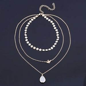 collier fantaisie femme bijoux fantaisie With bijou pas cher fantaisie