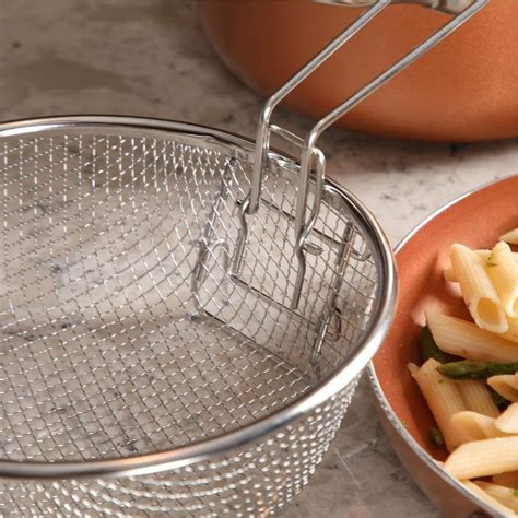 kitchen academy  piece nonstick induction cookware set alphamarts