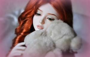 Most Beautiful And Cute Wallpaper Beautiful Doll Hd ...